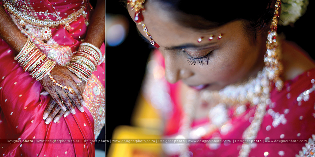 Tamil bridal portraits